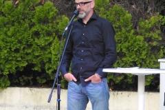 Gino Cultura live im Schloss Bisamberg.