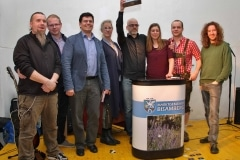 Goldene Palette Bisamberg. Gewinner 2016.